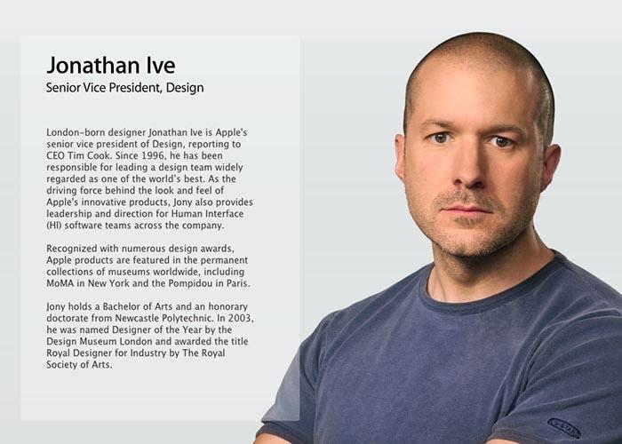 Nuevo Vicepresidente Senior de Diseño
