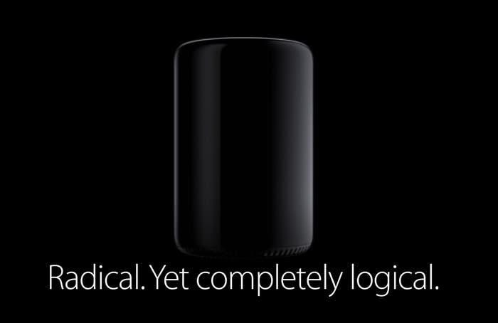 Este es el nuevo diseño del Mac Pro