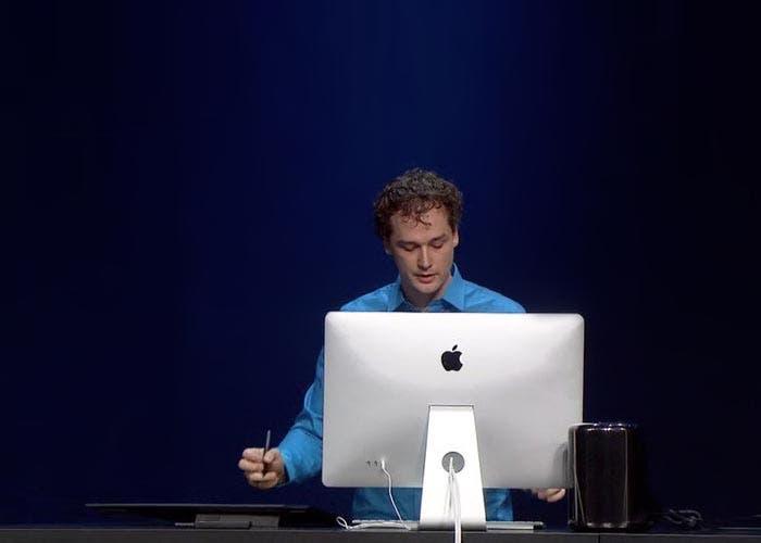 Probando MARI en el nuevo Mac Pro