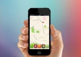 Captura de Mappr para iPhone