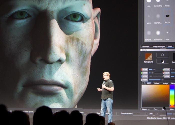 Prueba del Mac Pro