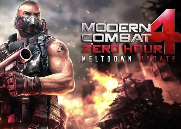 Actualización Meltdown con nuevo contenido