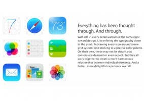 En la web de Apple se han filtrado por error nuevos iconos de iOS 7