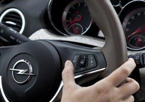 Opel Adam con Eyes Free de Siri