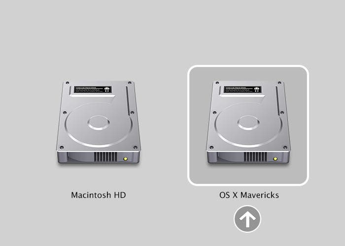 Arranque dual en OS X