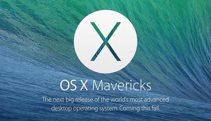 Icono de OS X Mavericks