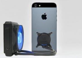 iPhone con refrigeración líquida