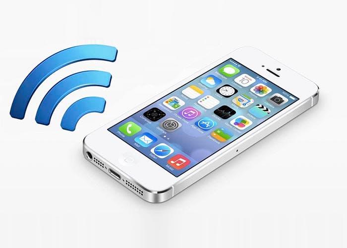 Wi-Fi hotspots 2.0 en iOS 7