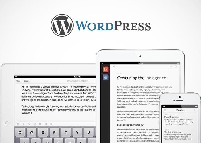 WordPress compra Poster