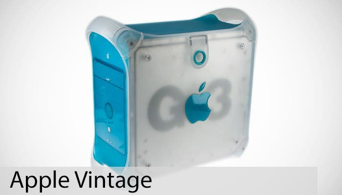 Apple Vintage: Power Macintosh G3