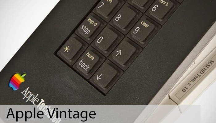 Apple Vintage: Apple TechStep