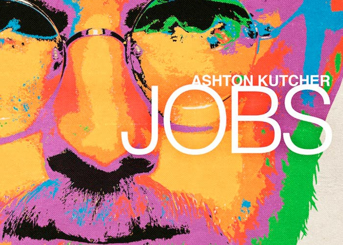 Cartel de la película JOBS