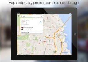 Google Maps se actualiza a la versión 2.0