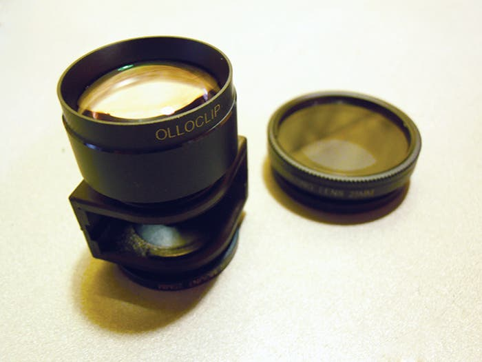 Ambas lentes