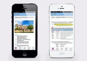 Microsoft OneNote 2.0 para iOS
