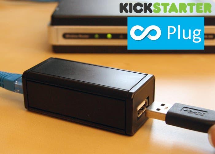 Plug en Kickstarter
