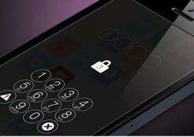 Opciones de seguridad iOS 7