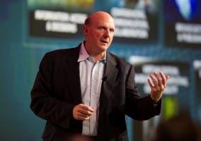 Steve Ballmer, CEO de Microsoft