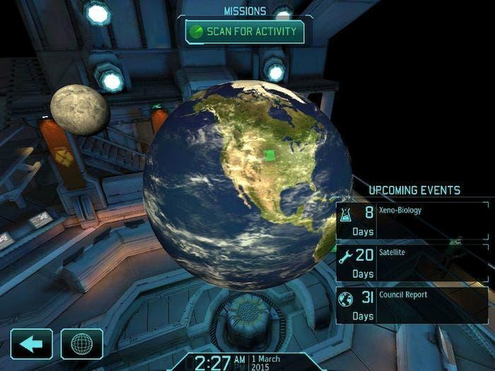 XCOM Planeta