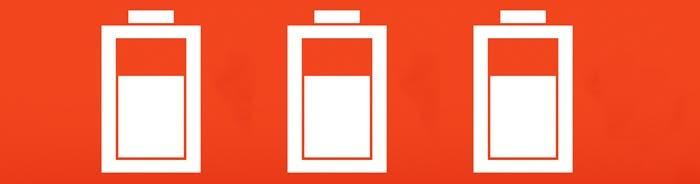 Batería en Windows Phone