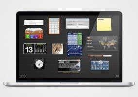 Dashboard en OS X