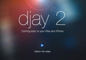 djay 2 para iPhone y iPad