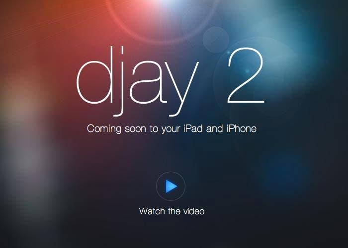 djay 2 para iPhone y iPad