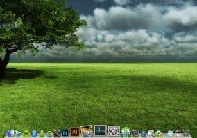 El dock en OS X