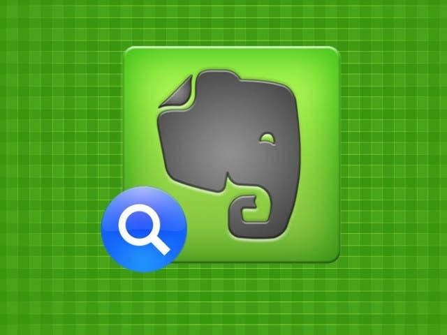 Mejora tu productividad en Evernote con operadores de búsqueda avanzada