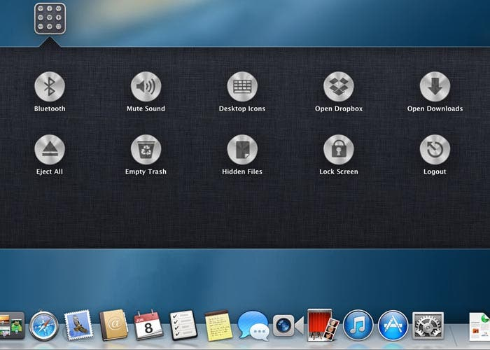 Fast Toggles en OS X