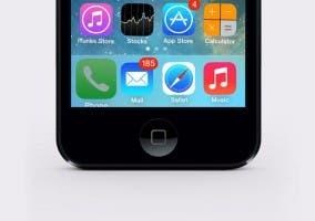 Escondiendo las aplicaciones de serie en iOS 7