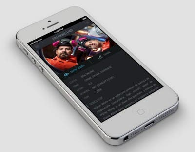 iShows en iPhone