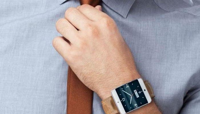 Recreación del iWatch