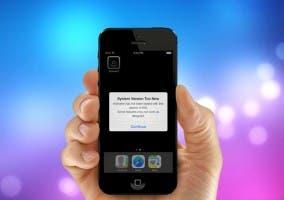 Primera captura del jailbreak en iOS 7