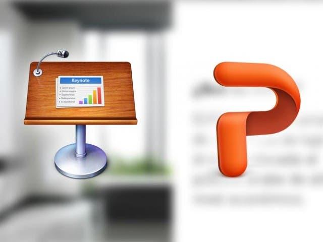 Siete razones por las que usar Keynote en vez de PowerPoint