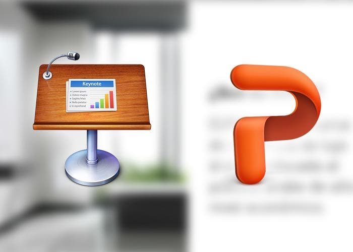 Keynote vs PowerPoint: cara a cara