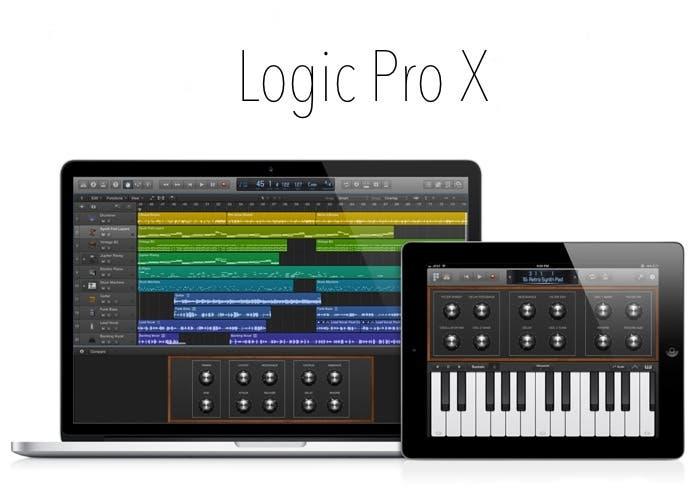 Logic Pro X y Logic Remote