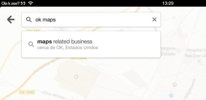 Truco de Google Maps