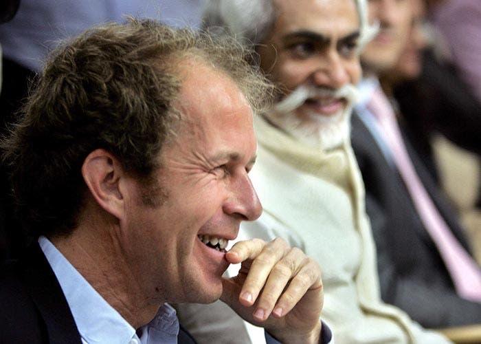 Paul Deneve, el ex-CEO de Yves Saint Laurent