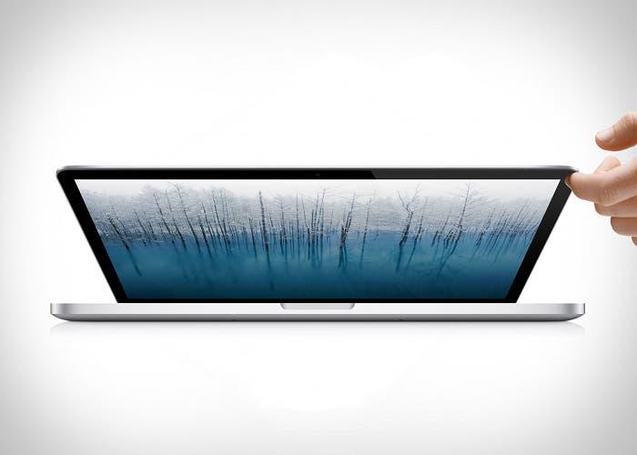 MacBook Pro con pantalla Retina