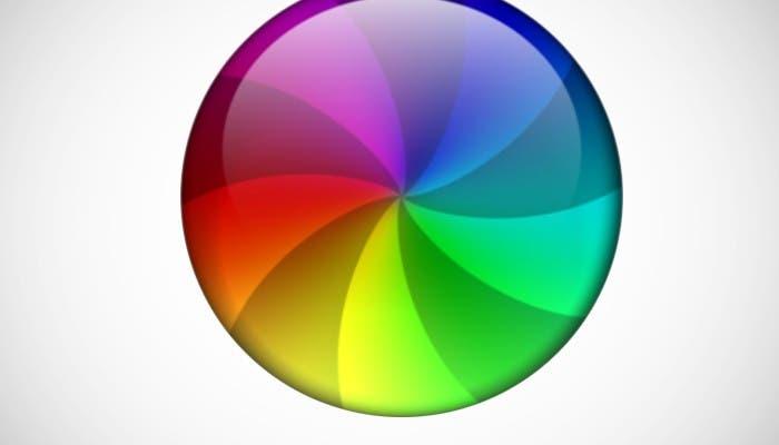Pelota de playa de OS X