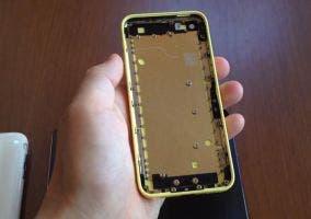 Carcasa del iPhone 5C