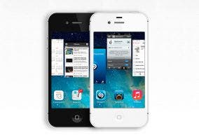 Cerrar varias aplicaciones en iOS 7