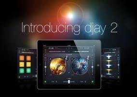 djay 2 para iPad de Algoriddim