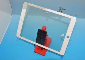 Posible panel frontal del que será el nuevo iPad
