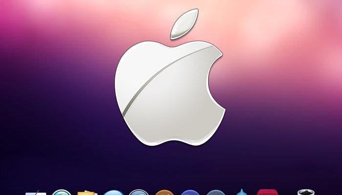 Iconos modificados en OS X