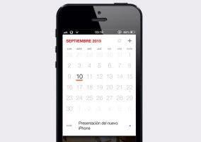 Presentación del iPhone 5S