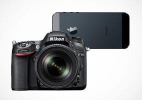Haz fotos con calidad de réflex desde el iPhone
