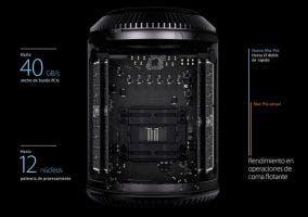 Procesador del nuevo Mac Pro