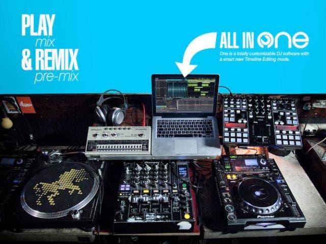 Ser DJ con un Mac: One DJ, el software modular y personalizable